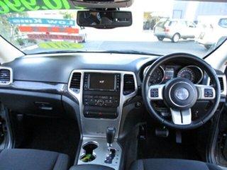 2011 Jeep Grand Cherokee LAREDO Grey 5 Speed Automatic Wagon