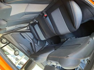 2018 Subaru XV 2.0I Orange Constant Variable Wagon