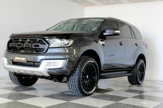 2017 Ford Everest UA MY18 Trend (4WD) Grey 6 Speed Automatic SUV