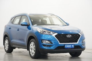 2019 Hyundai Tucson TL3 MY19 Active X 2WD Blue 6 Speed Automatic Wagon