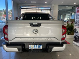 2021 Nissan Navara D23 MY21 ST Brilliant Silver 7 Speed Sports Automatic Utility