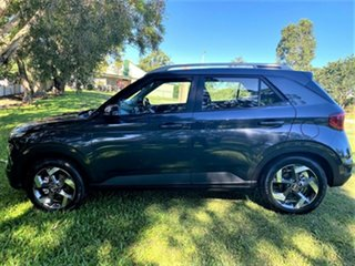 2021 Hyundai Venue QX.V3 MY21 Active Cosmic Grey 6 Speed Manual Wagon.