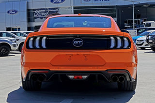 2020 Ford Mustang FN 2020MY GT Orange 10 Speed Sports Automatic Fastback