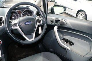 2010 Ford Fiesta WS Zetec Silver 5 Speed Manual Hatchback