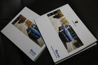 2015 Porsche Macan 95B MY15 S PDK AWD Diesel Brown 7 Speed Sports Automatic Dual Clutch Wagon