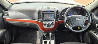 2007 Hyundai Santa Fe CM MY07 SLX White 5 Speed Sports Automatic Wagon