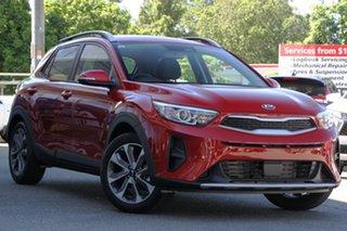 2020 Kia Stonic YB MY21 Sport FWD Signal Red 6 Speed Automatic Wagon.