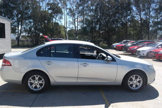 2008 Ford Falcon FG XT Silver 5 Speed Sports Automatic Sedan