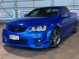 2011 Holden Ute VE II SS Thunder Blue 6 Speed Manual Utility.