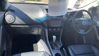 2015 Mazda BT-50 UR0YF1 GT Blue 6 Speed Manual Utility