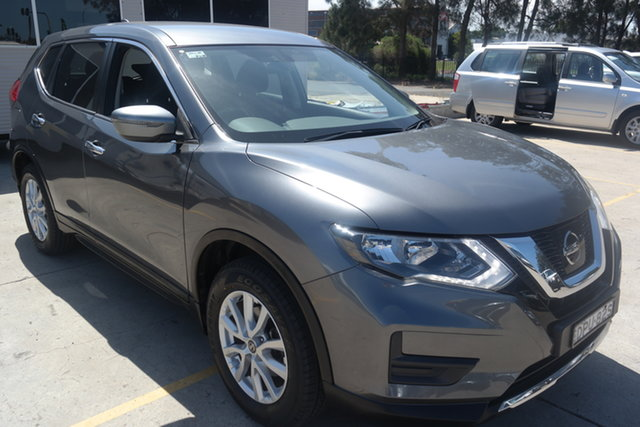 Used Nissan X-Trail T32 ST X-tronic 2WD Maryville, 2017 Nissan X-Trail T32 ST X-tronic 2WD Grey 7 Speed Constant Variable Wagon