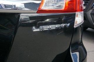 2009 Subaru Liberty B5 MY10 GT AWD Premium Black 6 Speed Manual Wagon