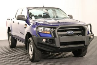 2016 Ford Ranger PX MkII XL Blue 6 speed Automatic Utility.
