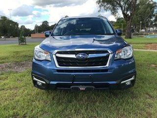 2017 Subaru Forester MY18 2.5I-L Blue Continuous Variable Wagon.