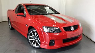 2011 Holden Ute VE II SS V Red 6 Speed Manual Utility.