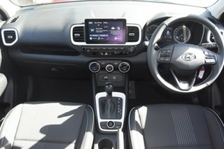 2021 Hyundai Venue QX.V3 MY21 Active Typhoon Silver 6 Speed Automatic Wagon