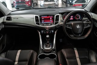 2014 Holden Commodore VF MY14 SS V Sportwagon Redline Silver 6 Speed Sports Automatic Wagon.