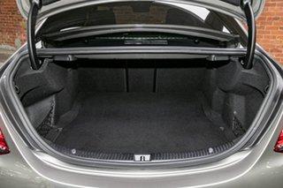 2019 Mercedes-Benz C-Class W205 809MY C300 9G-Tronic Mojave Silver 9 Speed Sports Automatic Sedan