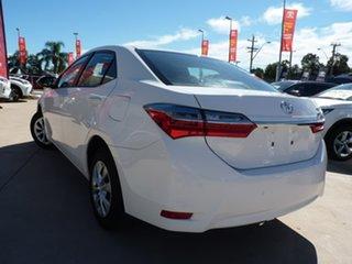 2019 Toyota Corolla ZRE172R Ascent S-CVT Diamond White 7 Speed Constant Variable Sedan.