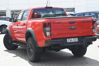 2020 Ford Ranger PX MkIII 2020.25MY Raptor Red 10 Speed Sports Automatic Double Cab Pick Up.