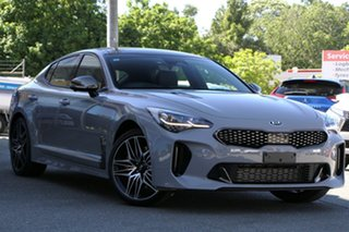 2020 Kia Stinger CK MY20 GT Fastback Night Sky Edition Ceramic Grey 8 Speed Sports Automatic Sedan.