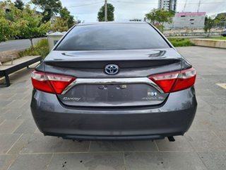 2016 Toyota Camry AVV50R Atara SL Grey 1 Speed Constant Variable Sedan Hybrid