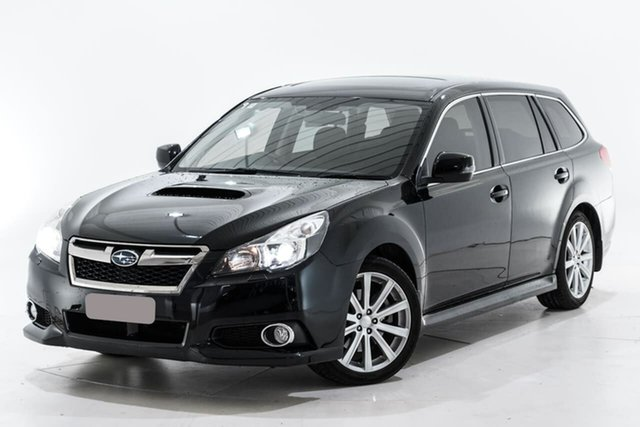 Used Subaru Liberty B5 MY13 GT AWD Premium Berwick, 2013 Subaru Liberty B5 MY13 GT AWD Premium Black 5 Speed Sports Automatic Wagon