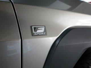 2018 Lexus UX MZAH15R UX250h E-CVT AWD F Sport Silver 1 Speed Constant Variable Hatchback Hybrid