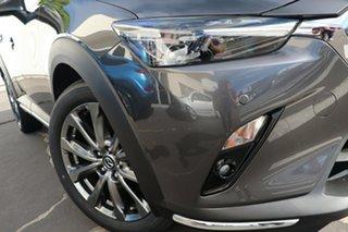 2020 Mazda CX-3 DK2W7A Akari SKYACTIV-Drive FWD LE Machine Grey 6 Speed Sports Automatic Wagon.