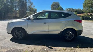 2015 Hyundai ix35 LM3 MY15 SE Silver 6 Speed Sports Automatic Wagon