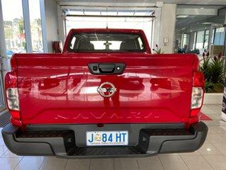 2020 Nissan Navara D23 MY21 SL 4x2 Burning Red 7 Speed Sports Automatic Utility