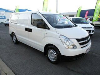 2009 Hyundai iLOAD White 5 Speed Manual Van.