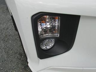 2019 Mitsubishi Triton MR MY19 GLX+ Double Cab White 6 Speed Sports Automatic Utility.