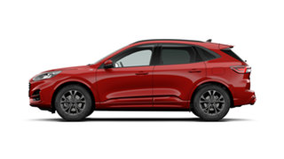 2021 Ford Escape ZH 2021.25MY ST-Line Red 8 Speed Sports Automatic SUV