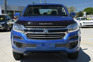 2018 Holden Colorado RG MY18 LS Crew Cab Blue 6 Speed Sports Automatic Cab Chassis