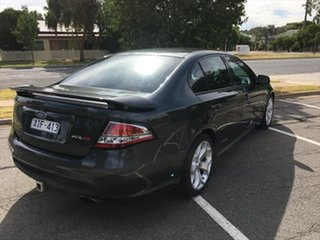 2009 Ford Falcon FG XR8 Grey 6 Speed Sports Automatic Sedan