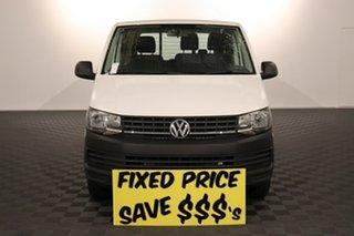 2018 Volkswagen Transporter T6 MY19 TDI340 SWB DSG White 7 speed Automatic Van.