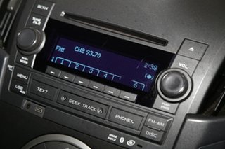 2012 Holden Colorado RG MY13 LTZ Crew Cab Silver 5 Speed Manual Utility