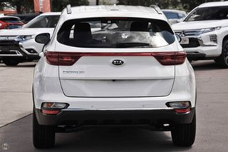 2020 Kia Sportage QL MY21 S 2WD White 6 Speed Manual Wagon.