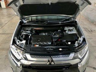 2018 Mitsubishi Outlander ZL MY19 ES AWD Silver 6 Speed Constant Variable Wagon