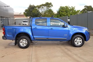 2017 Holden Colorado RG MY17 LS Pickup Crew Cab 4x2 Blue 6 Speed Sports Automatic Utility.