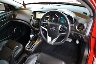 2014 Holden Cruze JH Series II MY14 SRi Z Series Red 6 Speed Sports Automatic Hatchback.