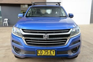 2017 Holden Colorado RG MY17 LS Pickup Crew Cab 4x2 Blue 6 Speed Sports Automatic Utility