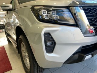 2021 Nissan Navara D23 MY21 ST Brilliant Silver 7 Speed Sports Automatic Utility.