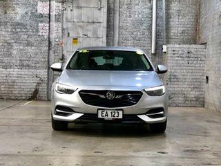 2018 Holden Commodore ZB MY18 LT Liftback Silver 9 Speed Sports Automatic Liftback.