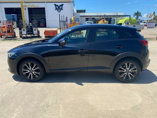2015 Mazda CX-3 DK2W76 sTouring SKYACTIV-MT Black/291115 6 Speed Manual Wagon