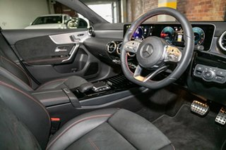 2020 Mercedes-Benz A-Class W177 800+050MY A180 DCT Cosmos Black 7 Speed Sports Automatic Dual Clutch