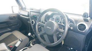 2010 Jeep Wrangler JK MY2010 Sport Black 6 Speed Manual Softtop