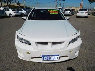 2013 Holden Commodore VE II MY12.5 Omega Sportwagon White 6 Speed Sports Automatic Wagon.