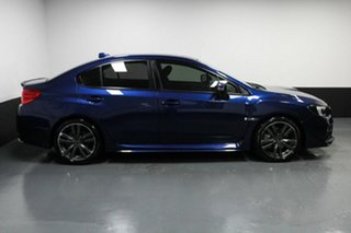 2017 Subaru WRX V1 MY17 Premium AWD Blue 6 Speed Manual Sedan